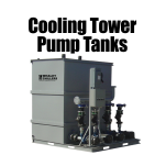 Cooling Tower Pump Tanks